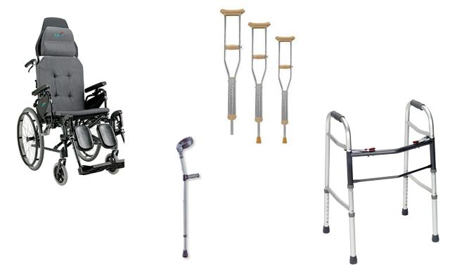 Venta y alquiler de productos ortopédicos